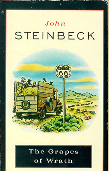 an analysis of conscience in the grapes of wrath by john steinbeck Get free homework help on john steinbeck's the grapes of wrath: book summary, chapter summary and analysis, quotes, essays, and character analysis courtesy of cliffsnotes.