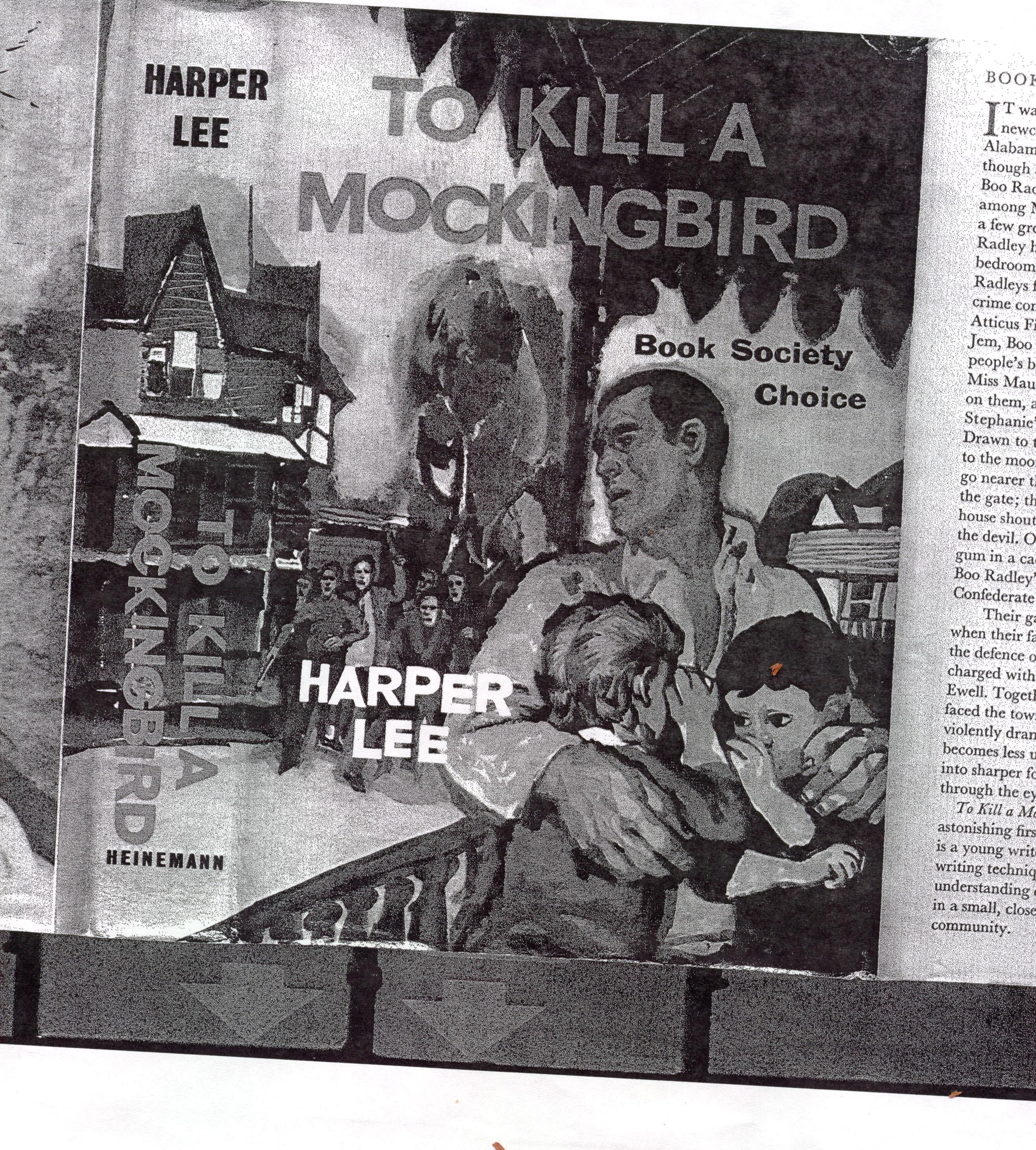 synopsis of to kill a mockingbird book
